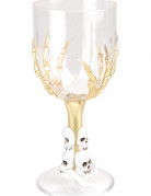Transparant Halloween glas
