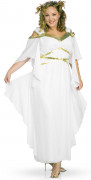Romeinse godin kostuum voor dames +Size