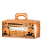 Opblaasbare radio