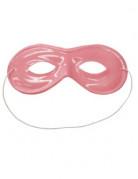 Roze halfmasker voor kinderen