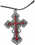 Halsketting gothic kruis
