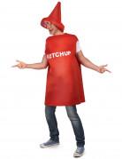 Ketchup fles kostuum voor volwassenen Venray