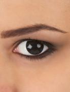 Zwarte ogen contactlenzen