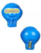 Blauwe opblaasbare bokshandschoenen