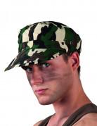 Militair camouflage pet voor volwassenen