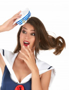 Mini matrozen hoedje voor vrouwen