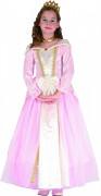 Roze prinses doornroosje kostuum voor meisjes