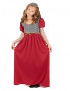 Middeleeuwse hofprinses outfit voor meisjes