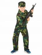 Militaire outfit voor jongens