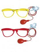 Clown water bril voor volwassenen - Willekeurige kleur