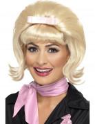 Blonde jaren 50 pruik voor vrouwen
