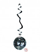 Set van disco versieringen