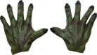 Groene monster handen voor volwassenen
