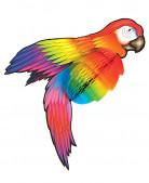 Papegaai decoratie