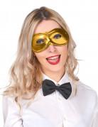Metaal-goud masker voor volwassenen