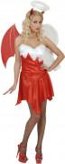 Engel en Duivel Halloween kostuum voor vrouwen