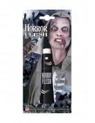 Schmink grijze tint Halloween make up