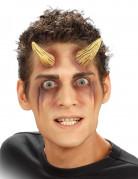 Valse demon hoorns voor volwassenen Halloween accessoire