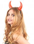Rode duivel hoorns voor volwassenen