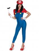 Mario™ kostuum voor vrouwen