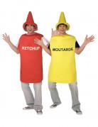 Koppel Mosterd en Ketchup Outfit