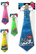 Humoristische beau gosse stropdas