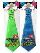 Grappige vrijgezellenfeest stropdas voor mannen