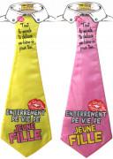 Grappige vrijgezellenfeest stropdas voor vrouwen