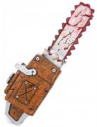 Bebloed zaagmachine Halloween accessoire