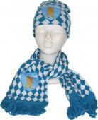 Oktoberfest sjaal en muts