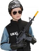 Politie helm voor kinderen