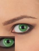 Groene UV contactlenzen voor volwassenen