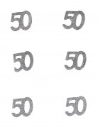 Verjaardags Confetti 50 jaar