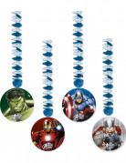 Set van 4 versieringen Avengers™