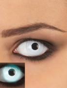UV contact lenzen wit