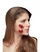 Nep wond weggebrande huid Halloween
