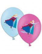 6 Ballonnen van Elsa Frozen ™