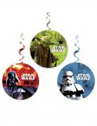 3 Star Wars™ hangversieringen