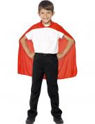 Rode superheld cape voor kinderen