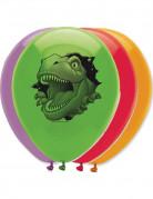 Set van dinosaurus ballonnen