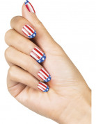 Nep nagels in USA thema