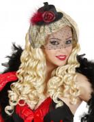 Mini hoedje voor vrouwen met sluier