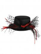 Mini vleermuis hoed voor vrouwen