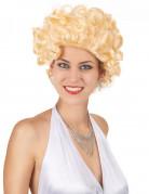 Blonde ster pruik voor vrouwen