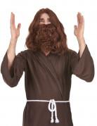 Jezus pruik en baard voor mannen