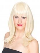Luxe blonde pruik voor dames - 170 gr