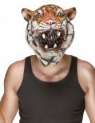 Integraal tijger masker voor volwassenen