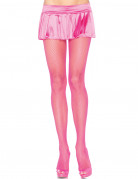 Roze netkousen