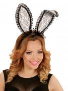 Sexy konijnenoren haarband voor volwassenen