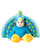 Pauwen kostuum voor baby